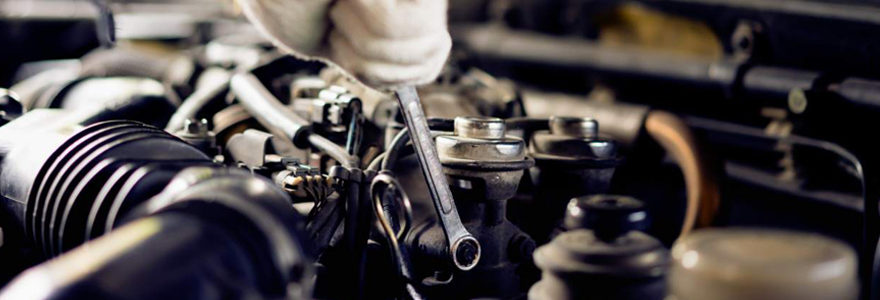 réparation de votre voiture